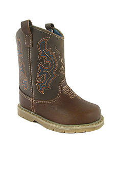 Natural Steps Bronco Boot - Boy Infant/Toddler Sizes 2 - 12