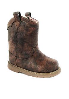 Natural Steps Gloss Boot - Girl Infant/Toddler Sizes 2 - 12
