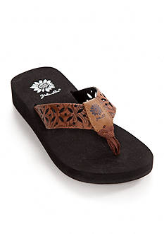Yellow Box Damara II Sandal - Girl Toddler/Youth Sizes 11 - 4