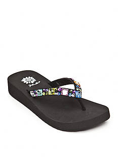 Yellow Box Sabbi2 Jewel Sandal