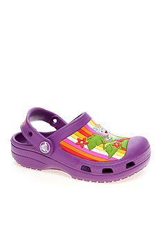 Crocs Dora Multistripe Clog Girl Sizes 8-13