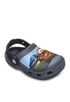 Crocs Cars Clog Boy Sizes 4-13