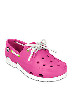 Crocs Beach Line Boat Shoe - Kids Sizes 1-6