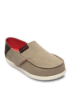 Crocs Santa Cruz Loafer - Boy Sizes 8-13