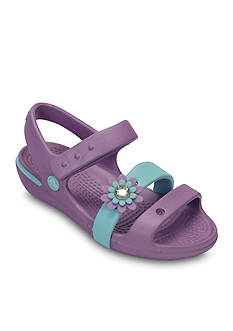 Crocs Keeley Petal Charm Sandal - Girl Infant/Toddler/Youth