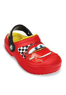 Crocs CC McQueen™ Lined Clog - Infant/Toddler/Youth Boy Sizes 6-3