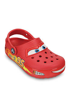 Crocs Lights Cars Clog - Toddler/Youth Sizes 11-1