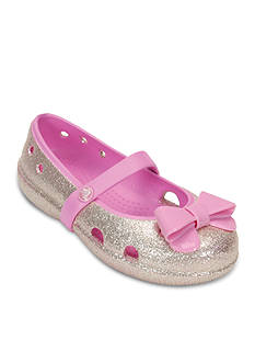 Crocs Keely Flat - Girl Infant/Toddler/Youth Sizes 4 - 13