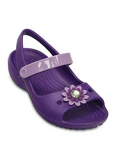 Crocs Keeley Mini Wedge - Girl Infant/Toddler/Youth Sizes