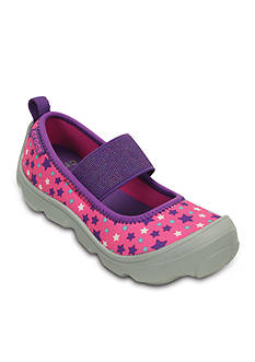Crocs Duet Busy Day Galactic Shoe- Toddler/Youth Sizes
