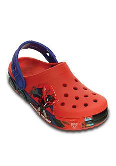 Crocs Optimus Prime Clog Shoe - Infant/Toddler Sizes