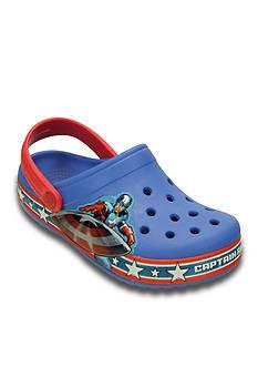 Crocs Captain American Clog