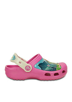 Crocs Frozen Fever Clog Shoe - Infant/Toddler/Youth Sizes