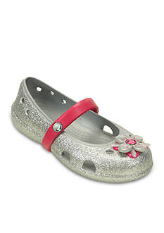 Crocs Keeley Glitter Springtime Sandal