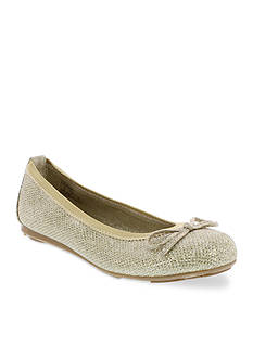 Stuart Weitzman Fannie Ballerina Flats - Youth Sizes
