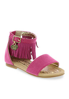 Stuart Weitzman Camia Annafringe Sandals - Infant/Toddler/Youth Sizes