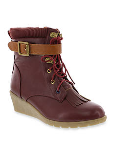 Tommy Hilfiger Ariel Lace-Up Boot - Infant/Toddler/Youth 8 - 5