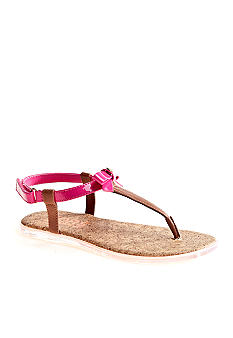 KORS MICHAEL KORS Damita Sandal Girl Sizes 11-4