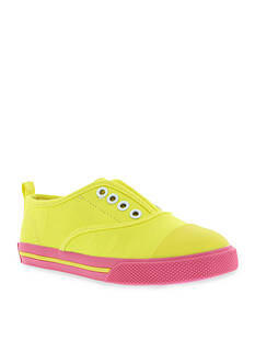 Isaac Mizrahi New York Kristi Double Slip On Sneaker - Girl Infant/Toddler/Youth Sizes 8 - 5