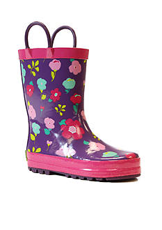 Western Chief Lovely Floral Rain Boot
