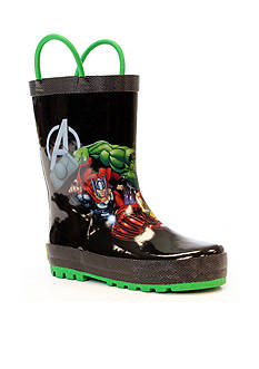 Western Chief Avengers Force Rain Boot - Boy Infant/Toddler/Youth Sizes 8 - 2