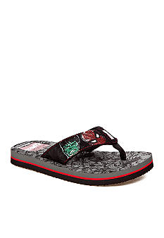 Stride Rite Marvel Flip Flop Boy Sizes 7-12