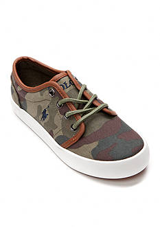 Polo Ralph Lauren Ethan Low Camo Sneaker - Toddler/Youth Boy Sizes 10.5-5