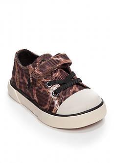 Polo Ralph Lauren Carson EZ Leopard Sneaker - Infant Girl Sizes 4-10
