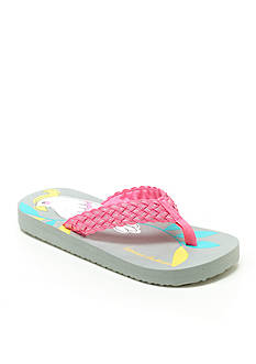 Hanna Andersson Nora2 Flip Flop - Girl Infant/Toddler/Youth Sizes 7 - 5 - Online Only