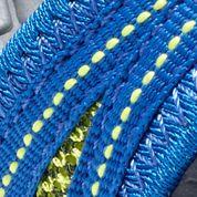 Boys Sandals: Blue/Lime Jambu Piranha Sandal - Boys Infant/Toddler/Youth Sizes 8 - 7 - Online Only
