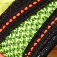 Boys Sandals: Black /    Orange Jambu Piranha Sandal - Boys Infant/Toddler/Youth Sizes 8 - 7 - Online Only