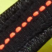 Jambu Shoes Sale: Black /    Orange Jambu Piranha Sandal - Boy Infant Size 4 - 8 - Online Only