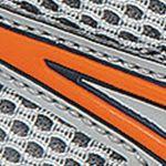 Asics Shoes Sale: Gray / Orange ASICS GT-1000V5 GS - Girl / Boy Youth Sizes
