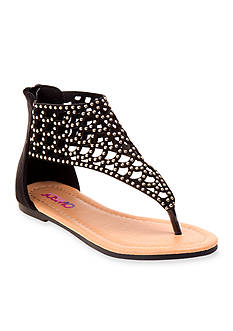 Josmo Studded Carved Sandal