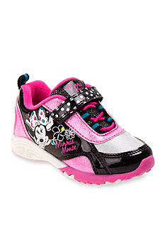 Disney Minnie Mouse® Velcro® Sneaker - Toddler/Youth