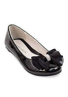 Laura Ashley Jeweled Bow Flat - Toddler/Youth