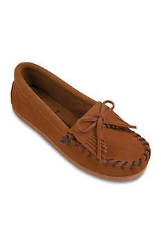 Minnetonka Kilty Moccasin Shoe