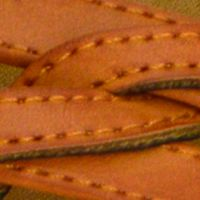 Bare Traps: Tan BareTraps Saddle Sandal