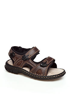 Hush Puppies Saint John Sandal Boy Sizes 3.5-6