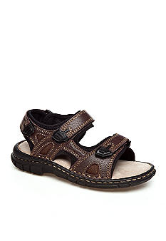 Hush Puppies Saint John Sandal Boy Size 12.5-3