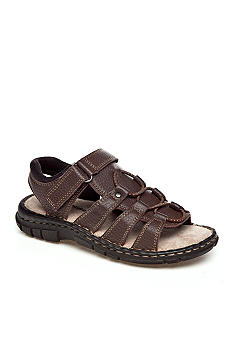 Hush Puppies Water Island Sandal Boy Size 12.5-3