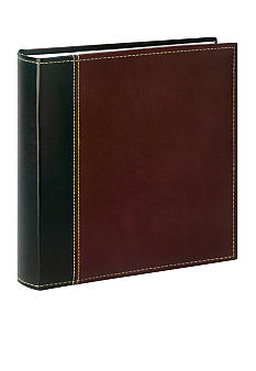 Burnes of Boston Saddle Stitch 200 Pocket 4x6 Album