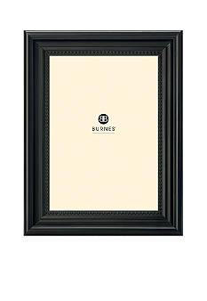 Burnes of Boston Capri Black 4x6 Frame