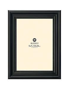 Burnes of Boston Capri Black 5x7 Frame