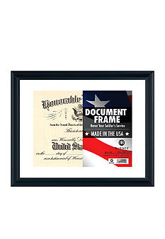 Burnes of Boston 11-in. x 14-in. Document Frame