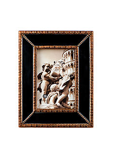 Burnes of Boston Beaded Mirror 5x7 Frame