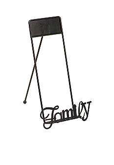 Burnes of Boston Family Easel