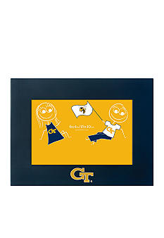 Burnes of Boston Georgia Tech Logo 6-in. x 4-in. Frame - Online Only