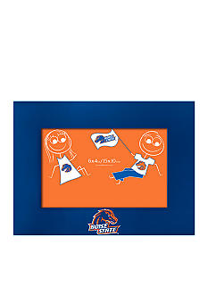 Burnes of Boston Boise State 6x4 Frame - Online Only
