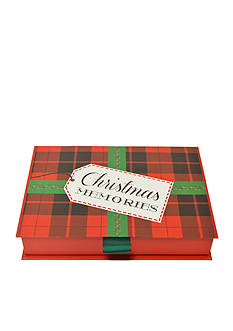 New View Ribbon of Memories Christmas Plaid